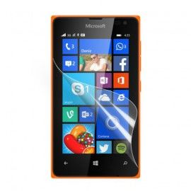 Screen Protector Microsoft Lumia 435 - Clear