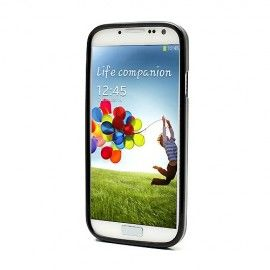 TPU Case Samsung Galaxy S4 - Zwart