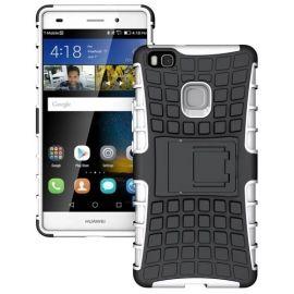 Kickstand Hoesje Huawei P9 Lite - Wit