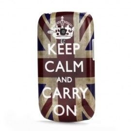 Keep Calm Hoesje Samsung Galaxy S3 mini