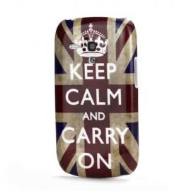 Keep Calm Hoesje Samsung Galaxy S3 mini