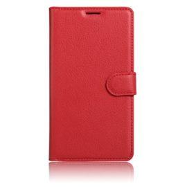 Book Case Hoesje Acer Liquid Z6 Plus - Rood