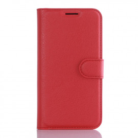 Book Case Samsung Galaxy S7 Hoesje - Rood
