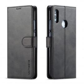 Luxe Book Case Huawei P Smart (2019) Hoesje - Zwart