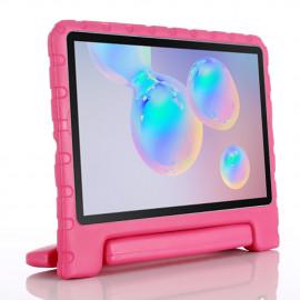 ShockProof Kids Case Samsung Galaxy Tab S6 Lite Hoesje - Roze