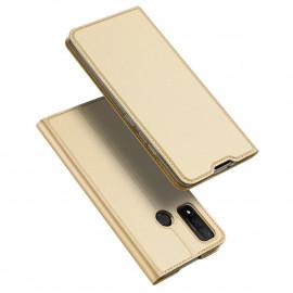 Dux Ducis Skin Pro Huawei P Smart (2020) Hoesje - Goud