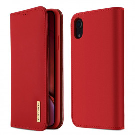 Dux Ducis Wish iPhone XR Hoesje - Rood