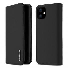 Dux Ducis Wish iPhone 11 Hoesje - Zwart