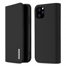 Dux Ducis Wish iPhone 11 Pro Hoesje - Zwart