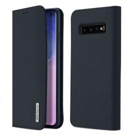 Dux Ducis Wish Samsung Galaxy S10 Hoesje - Blauw