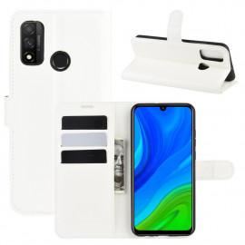 Book Case Huawei P Smart (2020) Hoesje - Wit