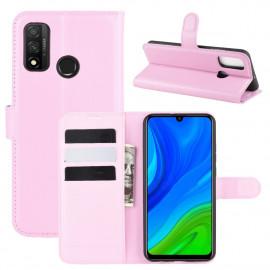 Book Case Huawei P Smart (2020) Hoesje - Pink