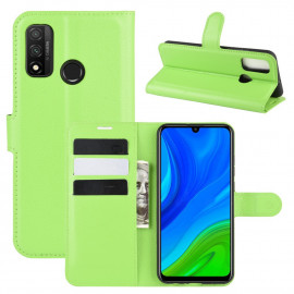 Book Case Huawei P Smart (2020) Hoesje - Groen