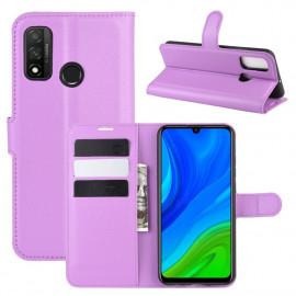 Book Case Huawei P Smart (2020) Hoesje - Paars