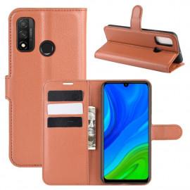 Book Case Huawei P Smart (2020) Hoesje - Bruin