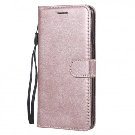 Book Case Huawei P Smart (2020) Hoesje - Rose Gold
