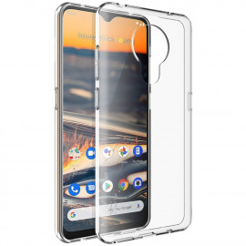 TPU Nokia 5.3 Hoesje - Transparant