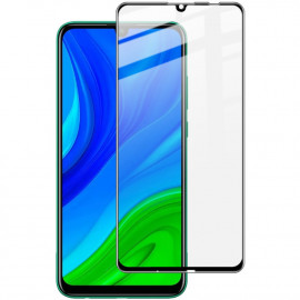 Full-Cover Tempered Glass Huawei P Smart (2020) - Zwart