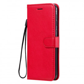 Book Case Samsung Galaxy M31 Hoesje - Rood