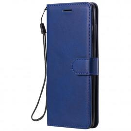 Book Case Samsung Galaxy A21s Hoesje - Blauw
