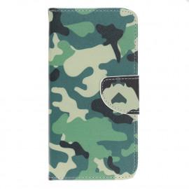 Book Case Huawei P Smart Pro Hoesje - Camouflage