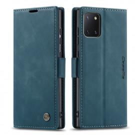 CaseMe Book Case Samsung Galaxy Note 10 Lite Hoesje - Groen
