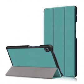 Tri-Fold Book Case Huawei MatePad T8 Hoesje - Groen