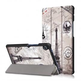 Tri-Fold Book Case Huawei MatePad T8 Hoesje - Eiffeltoren