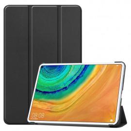 Tri-Fold Book Case Huawei MatePad Pro 10.8 Hoesje - Zwart