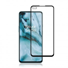Full-Cover Tempered Glass OnePlus Nord - Zwart