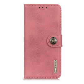 Classic Book Case Samsung Galaxy M31 Hoesje - Pink