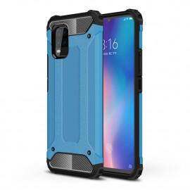 Armor Hybrid Xiaomi Mi 10 Lite 5G Hoesje - Lichtblauw