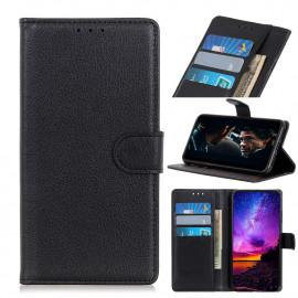 Book Case Nokia 5.3 Hoesje - Zwart