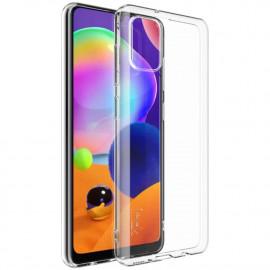 TPU Samsung Galaxy A31 Hoesje - Transparant