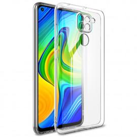 TPU Xiaomi Redmi Note 9 Hoesje - Transparant