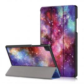Tri-Fold Book Case Samsung Galaxy Tab A7 Hoesje - Galaxy