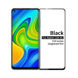 Full-Cover Tempered Glass Xiaomi Redmi Note 9 - Zwart