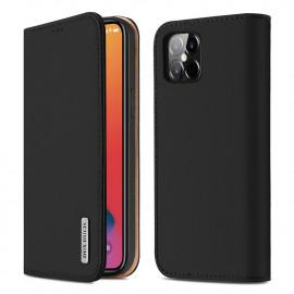 Dux Ducis Wish iPhone 12 Pro Max Hoesje - Zwart