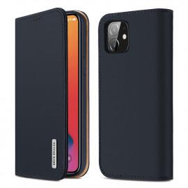 Dux Ducis Wish iPhone 12 Mini Hoesje - Blauw