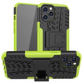 Rugged Kickstand iPhone 12 Pro Max Hoesje - Groen