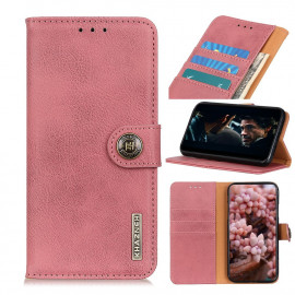 Classic Book Case OnePlus Nord Hoesje - Pink
