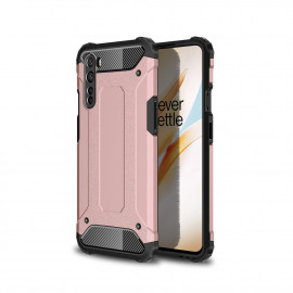 Armor Hybrid OnePlus Nord Hoesje - Rose Gold