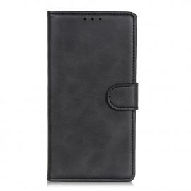 Luxe Book Case Motorola Moto G9 Plus Hoesje - Zwart