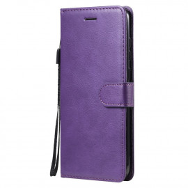 Book Case Samsung Galaxy M11 / A11 Hoesje - Paars