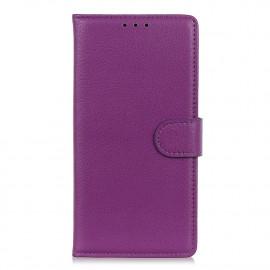 Book Case Xiaomi Mi 10T Lite 5G Hoesje - Paars