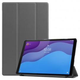Tri-Fold Book Case Lenovo Tab M10 HD Gen 2 (TB-X306F) Hoesje - Grijs