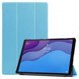 Tri-Fold Book Case Lenovo Tab M10 HD Gen 2 (TB-X306F) Hoesje - Lichtblauw