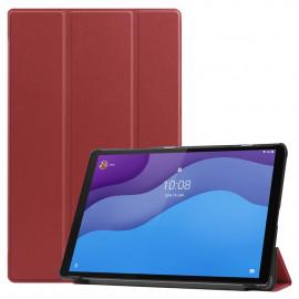 Tri-Fold Book Case Lenovo Tab M10 HD Gen 2 (TB-X306F) Hoesje - Bruin