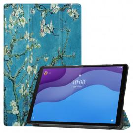 Tri-Fold Book Case Lenovo Tab M10 HD Gen 2 (TB-X306F) Hoesje - Bloesem