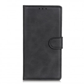 Luxe Book Case Samsung Galaxy A32 5G Hoesje - Zwart